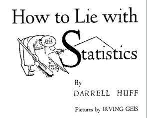 How to lie with statistics 2
