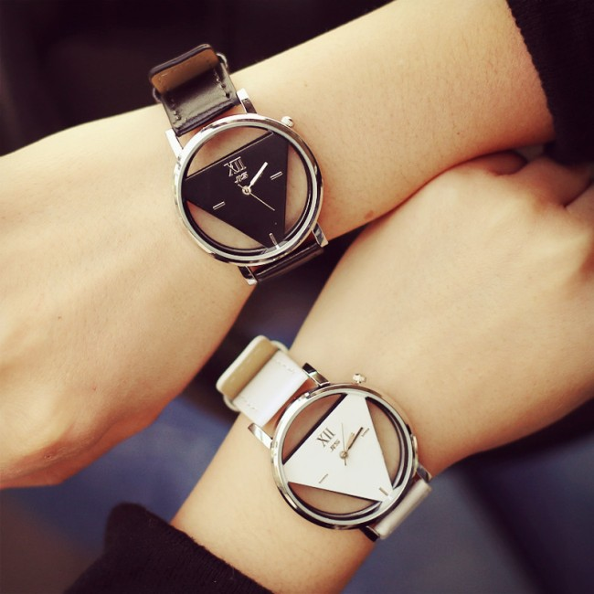 New-Inverted-font-b-Triangle-b-font-Men-Women-font-b-Watches-b-font-Fashion-Lovers